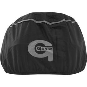 Gonso Protector lluvia para casco - negro